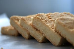GF shortbread